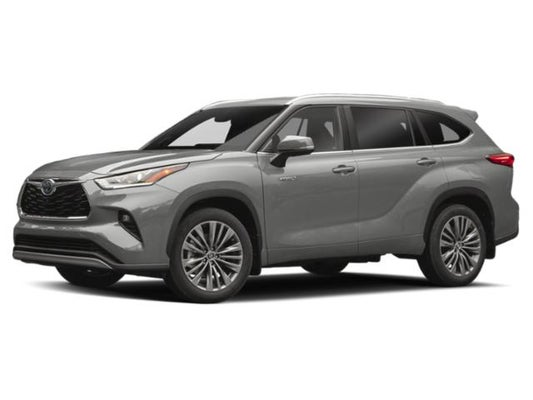 2020 Toyota Highlander Hybrid Xle In Roanoke Va Roanoke Toyota Highlander Hybrid Haley Toyota Of Roanoke